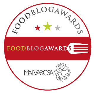 Il logo del food blog award